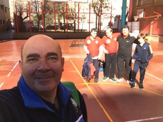 JORNADA 9: Grupos E y F - Contra Colegio Arcángel Rafael