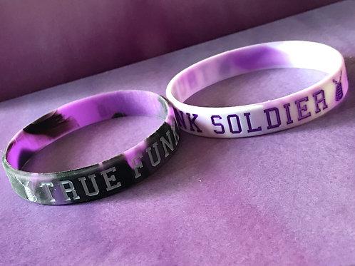 TRUE FUNK SOLDIER™ Silicone Bracelet