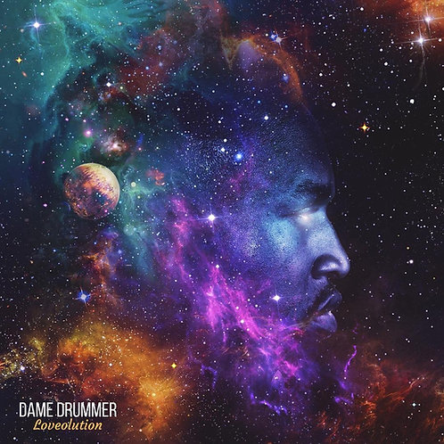 Loveolution- Dame Drummer