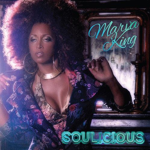 SOULICIOUS - Marva King