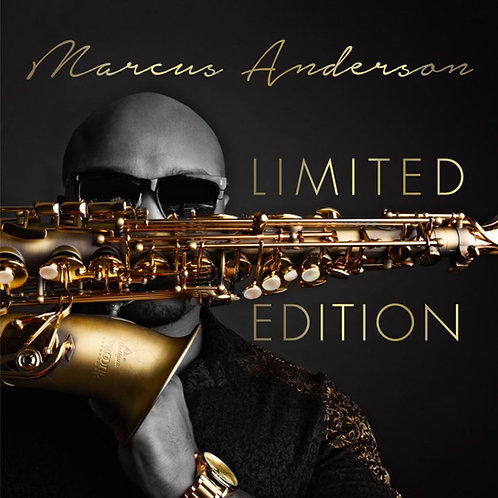 Limited Edition - Marcus Anderson [CD]