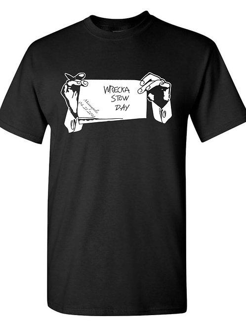 Wrecka Stow Day Napkin T-Shirt