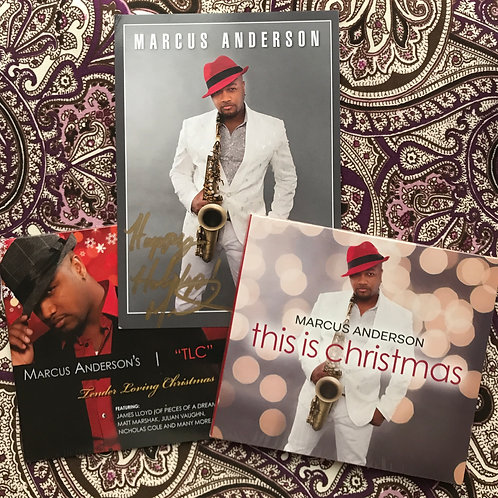 Marcus Anderson Holiday Pack
