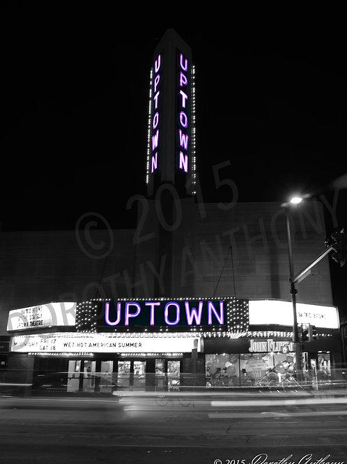 UPTOWN Theatre in Minneapolis