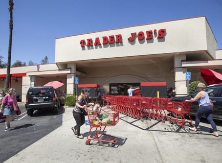 Trader Joe's Offbeat Image Takes Some Heat