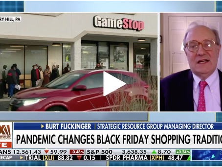 The Covid Effect on Black Friday Shopping Behavior