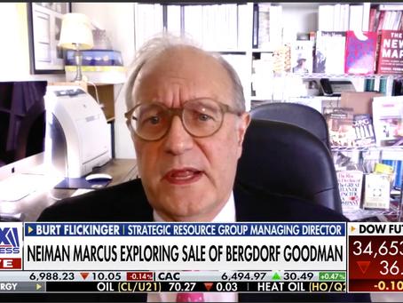 Bergdorf Goodman Sale May Signal Luxury Retail Requiem