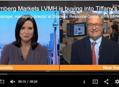 How Tiffany Buyout Revives Luxury Market
