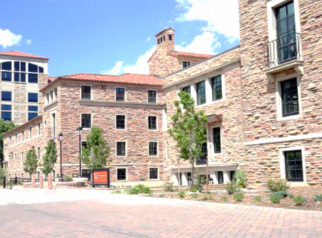 CU Boulder: Big is the New Small