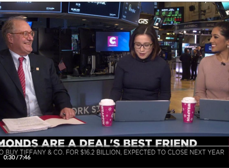 LVMH-Tiffany Deal is a Gem