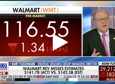 What's Up With Walmart's Earnings Miss?