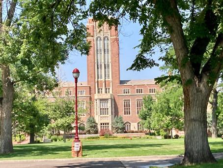 University of Denver: Stereophonic Academics