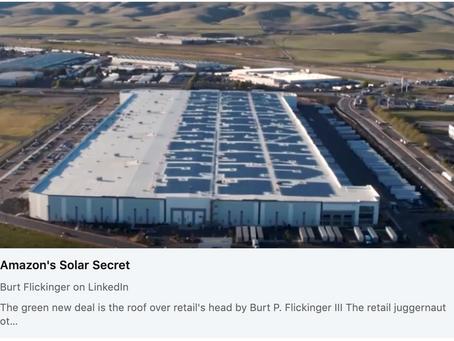 Amazon's Solar Secret