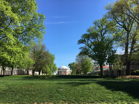 UVA Tour: It Takes an Academical Village