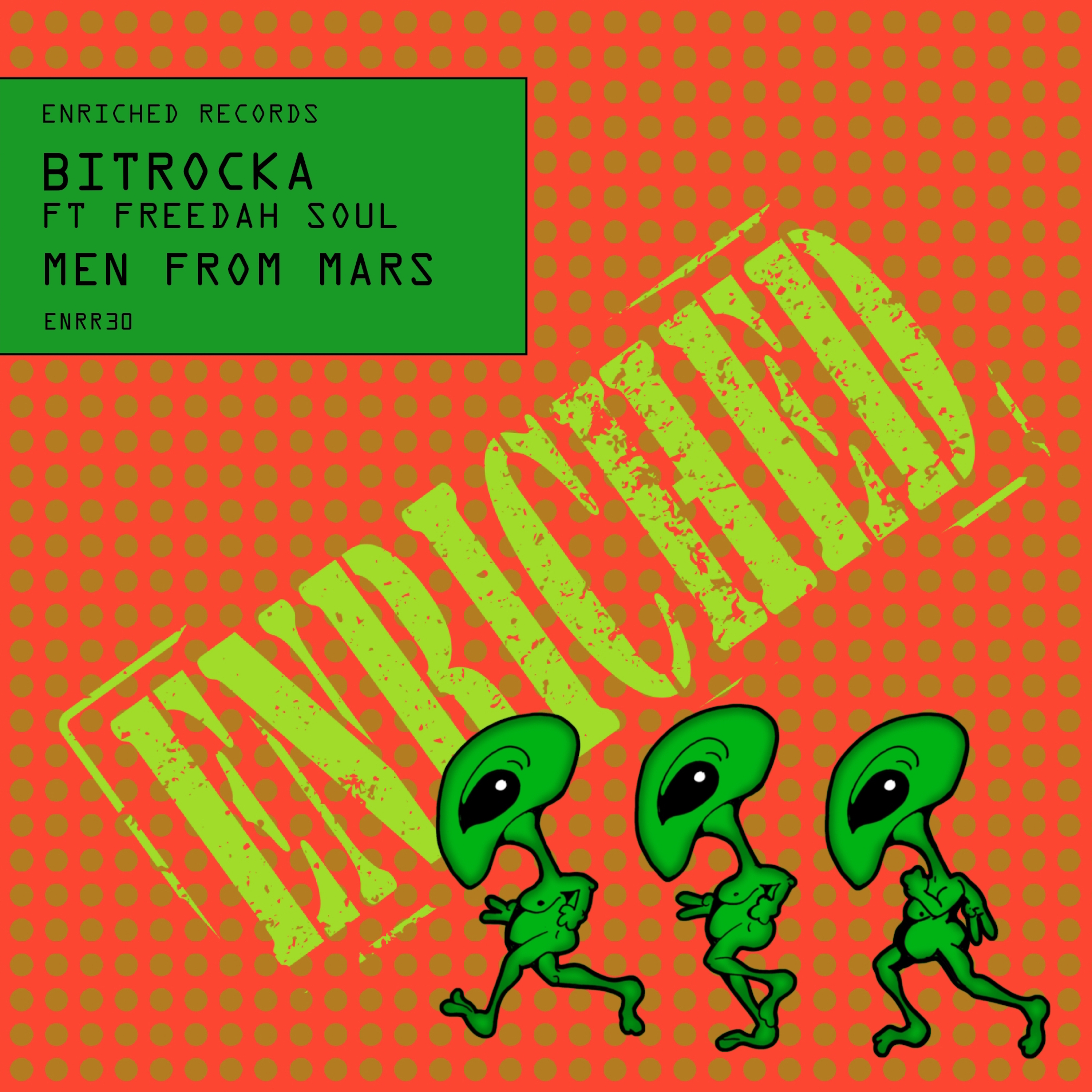 Bitrocka - Men From Mars