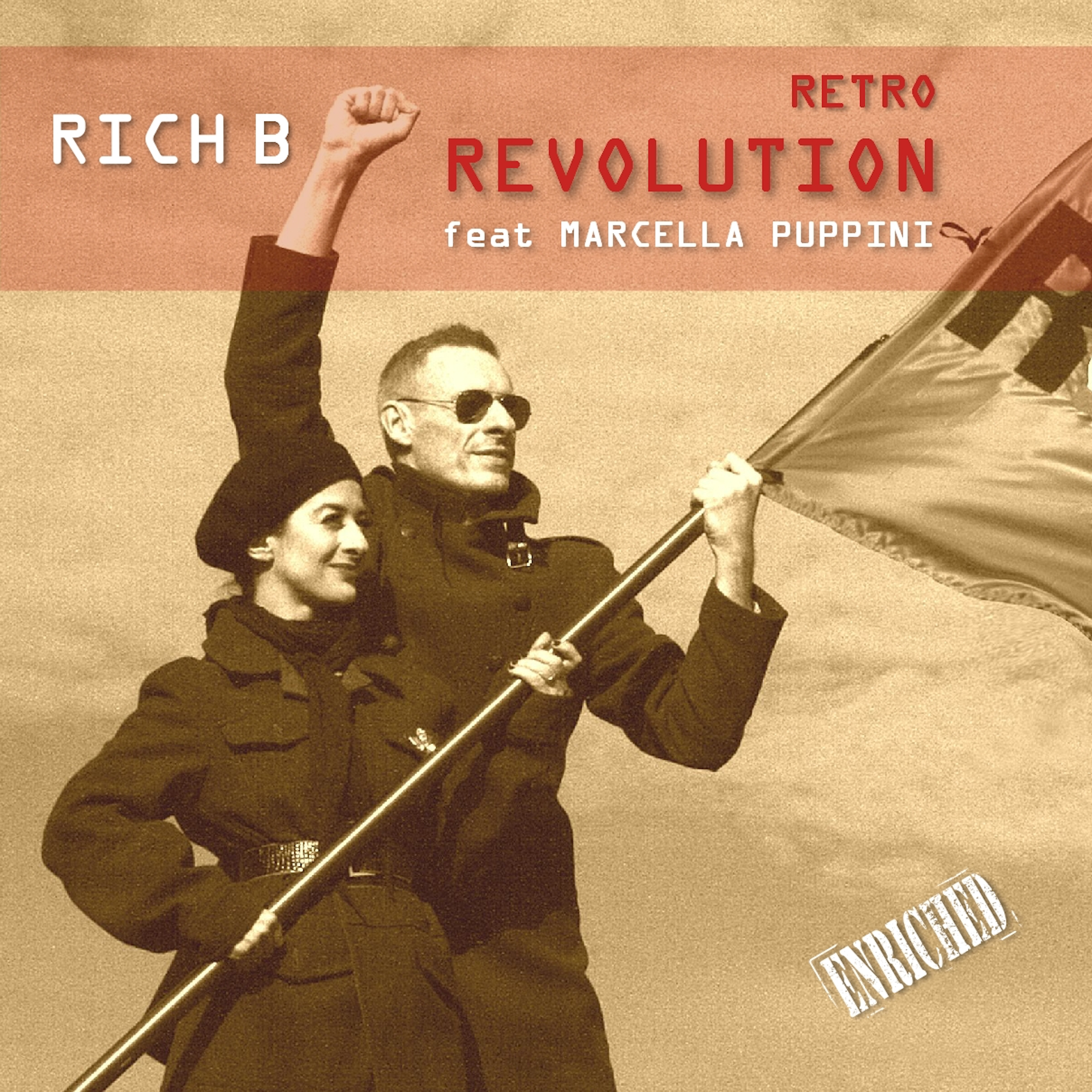 Rich B ft Marcella Puppini - Revolution
