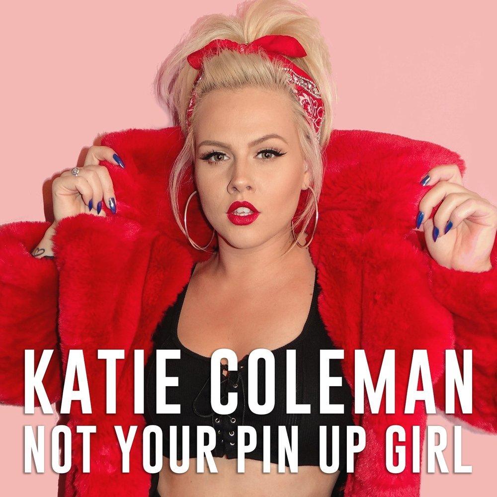 Katie Coleman Pin Up Girl artwork
