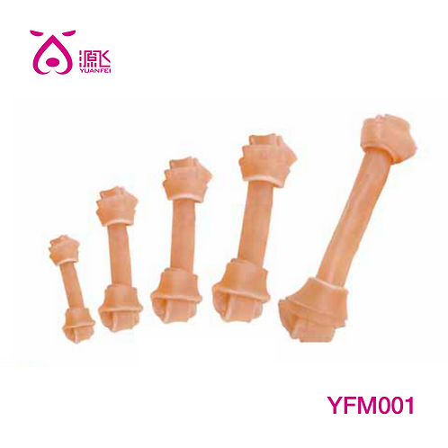 Natural Knotted Bone