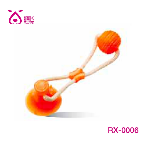 TPR Suction Cup +Ball