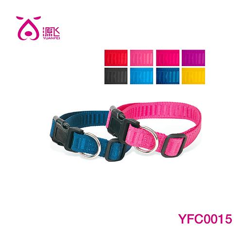 Core Adjustable Collar Texture Weave