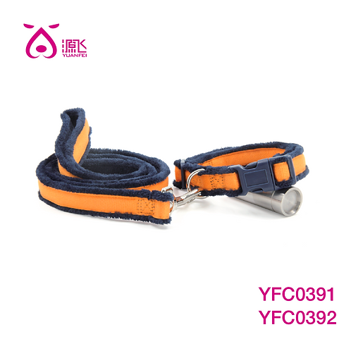 Bright Comfort Collar&Leash