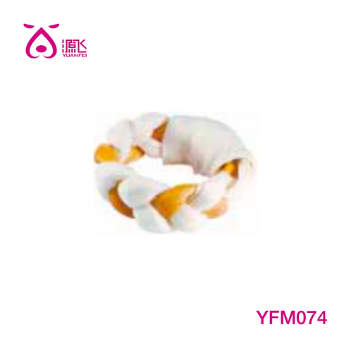 Expanded RH & PH Braided Ring