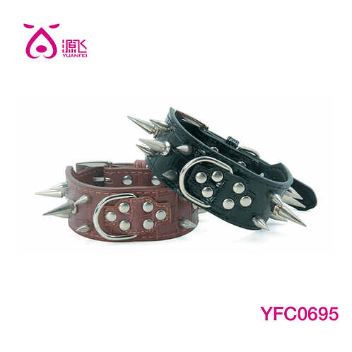 Wild Ricet Faux Leather Collar