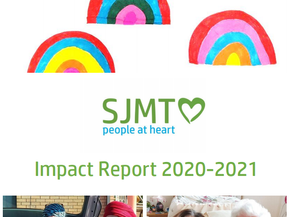 Annual Impact Report April 2020-March 2021