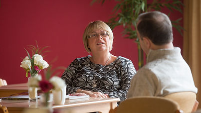 Debt Management and Benefits Advisor supporting residents