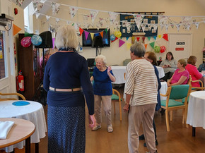 Celebrations for the Almshouse Association 75th Anniversary