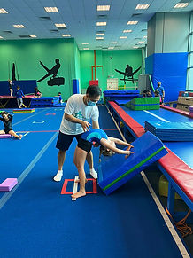 NorthStar Gymnastics- Recreational Class