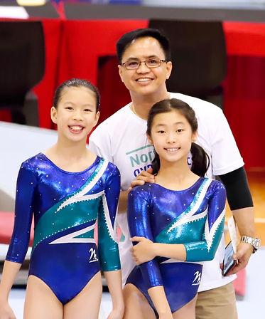 Coach Jon and Team Northstar.jpg