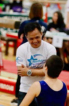 Coach Jon Gutierrez