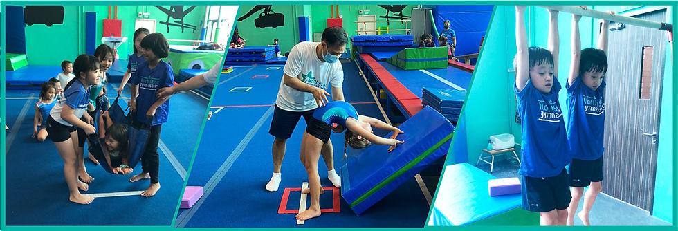 NorthStar Gymnastics Foundation Camp 202