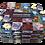Thumbnail: שאלות ומשאלות - מארז 72 קלפים וספרון