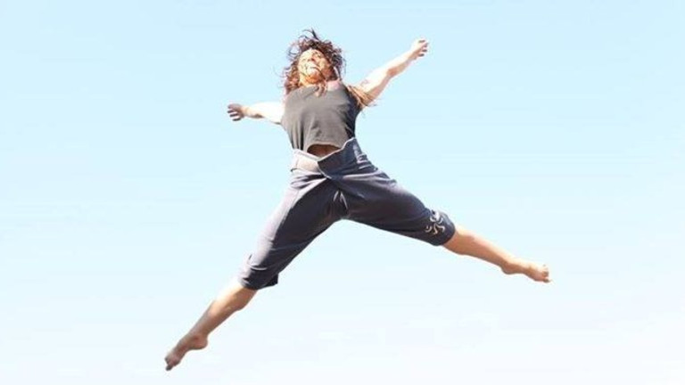 Dance Circus Acrobatics