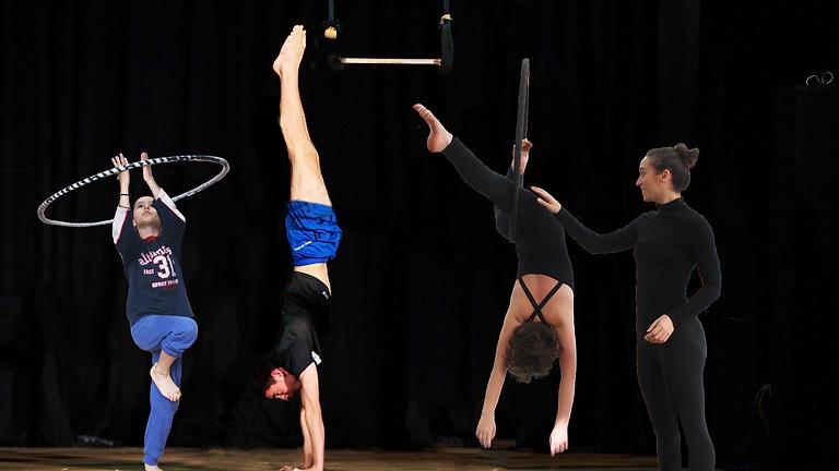 Saturday at the Circus