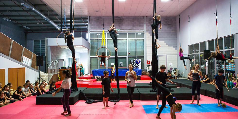 Saturday at the Circus all Summer
