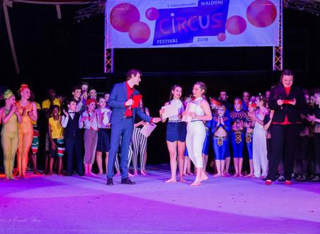 Circus Projekt Waldoni 2018