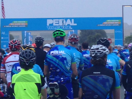 An Amazing Weekend with Pedal the Cause