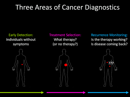 Nerd Nite, Liquid Biopsies, and the Future of Cancer Diagnostics