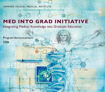 Med Into Grad begins!