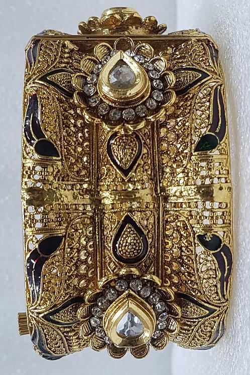 Large Hand Crafted Bracelet