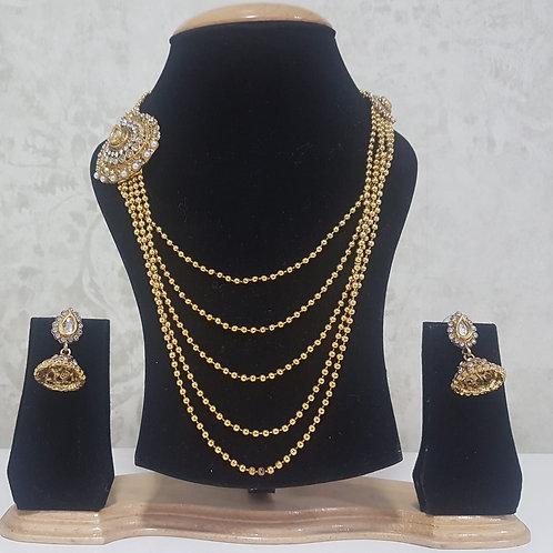 Gold Plated Designer Set 0034