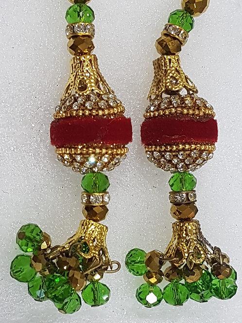 Colourful Gold Latkans (1)