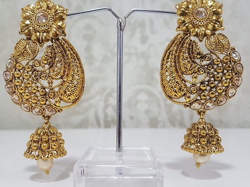 Gold Plated Earrings 0101