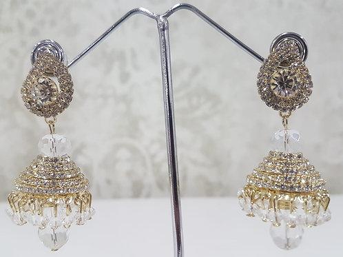 Silver & Gold Dimontee Jumki 0035