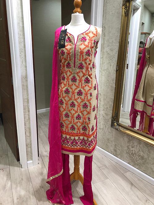 Janani (Hot Pink)
