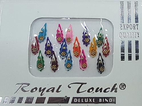 Colourful Bindi 0025