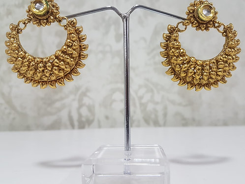 Gold Plated Earrings 0079